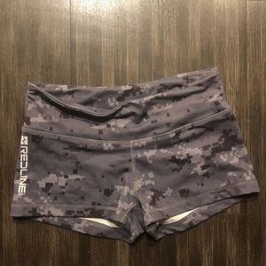 Gray Redline shorts size small